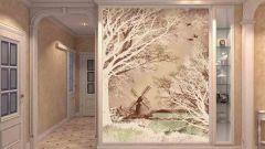 Декоративные панно - изюминка интерьера