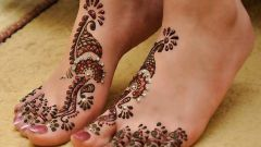Henna for tattoos - preparation and usage