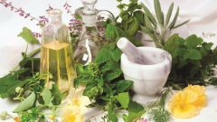What herbs help with the acidity