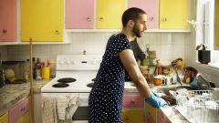 Почему считается, что уборка, готовка, стирка - женское дело