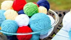 How to choose yarn for knitting baby things