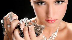 Как сделать украшения из цепей самому