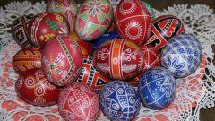Украшение яиц: писанки своими руками