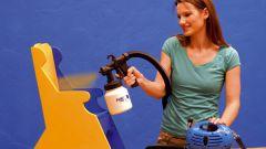 Краскораспылитель электрический - незаменимый инструмент при ремонте