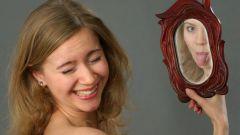 Почему в зеркале выглядишь лучше, чем на фотоснимке