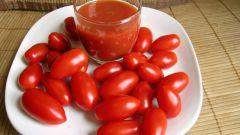 Заготовки на зиму: домашний кетчуп из помидор