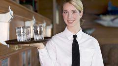 Что должен знать и соблюдать каждый официант