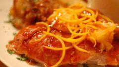 Как приготовить утку с апельсинами