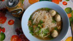 Вермишелевый суп - любимец и взрослых, и детей