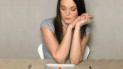 Отсутствие аппетита: возможные причины