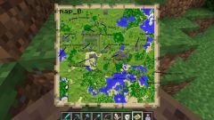 """Как установить карту на """"Майнкрафт"""""""