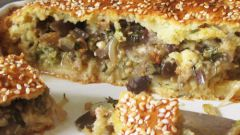 Как приготовить балканский пирог с сыром и баклажанами
