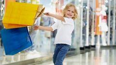 Как ходить с детьми по магазинам
