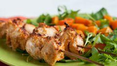 Как приготовить шашлык из курицы: пошаговый рецепт