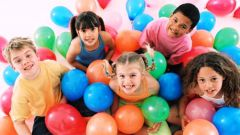 Как развлечь детей на детском празднике