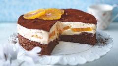 Готовим торт-тирамису с апельсинами