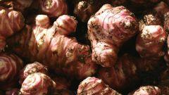 Полезные редкие овощи