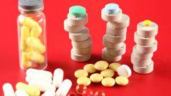 When drinking pressure pills.