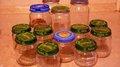 How to use the jars from baby food