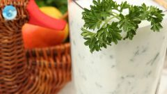 How to cook yogurt sauce
