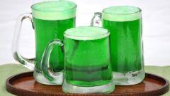 Что такое зеленое пиво