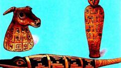 Кого египтяне считали священным животным