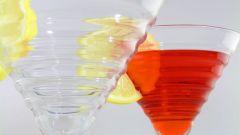 Как приготовить коктейль с вермутом