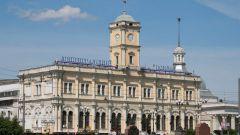 Как проехать на Ленинградский вокзал