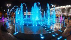 Какие фонтаны есть в Москве