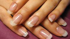 Чем укреплять ногти