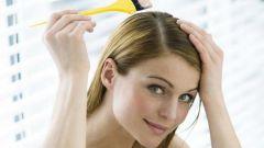 Как красить волосы в домашних условиях