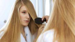Почему редеют волосы