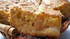 Как приготовить пирог из черствого хлеба