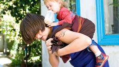 Как выбрать слинг для ребенка