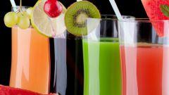 Как смешивать свежевыжатые соки