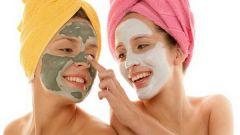 Когда делать маски для лица - утром или вечером