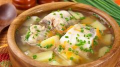 Как варить суп из минтая