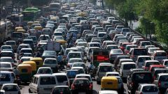 Как не попасть в пробки в Москве
