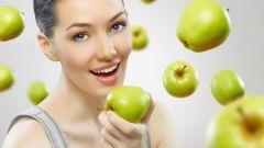 Как похудеть на яблочной диете
