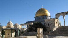 Где находится мечеть Омара