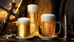 Как лечиться горячим пивом