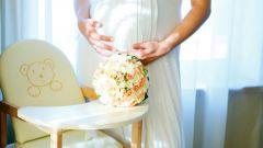 Когда покупать свадебное платье при беременности