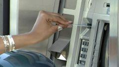 Куда обращаться, если банкомат проглотил карту