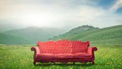 Как выбрать материал для обивки дивана