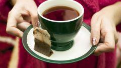 Как заваривать чай в пакетиках