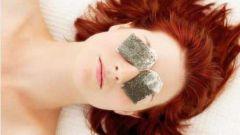 Как промывать глаза заваркой