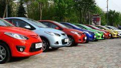 Как выбрать цвет авто