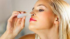 Какие капли в нос разрешены при беременности