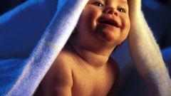 Как растирать спину ребенку