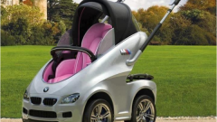 Как выбрать коляску для подросшего ребенка